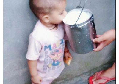 drinking-milk-in-dollu
